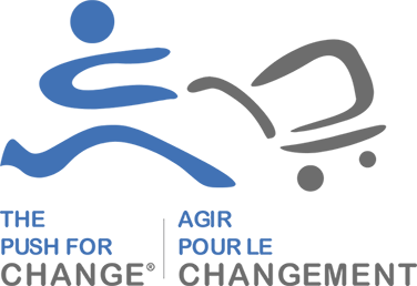 Logo for The Push for Change