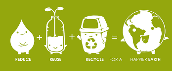 Reduce - Recyle - Reuse