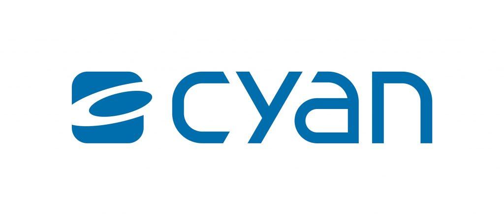 Cyan-Ciena Logo