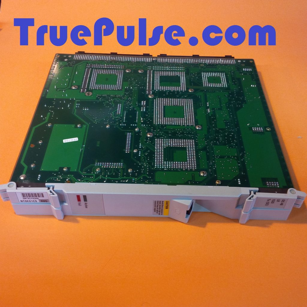 Nortel NT8E01CS circuit board