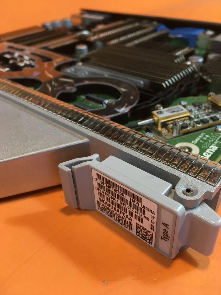 WOTRDPU - 100G OTR WaveLogic 3e Premium C-band LR4 Multirate
